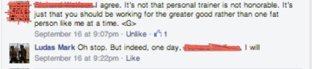 Woflson comment contd